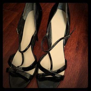 Black Nine West Heels!